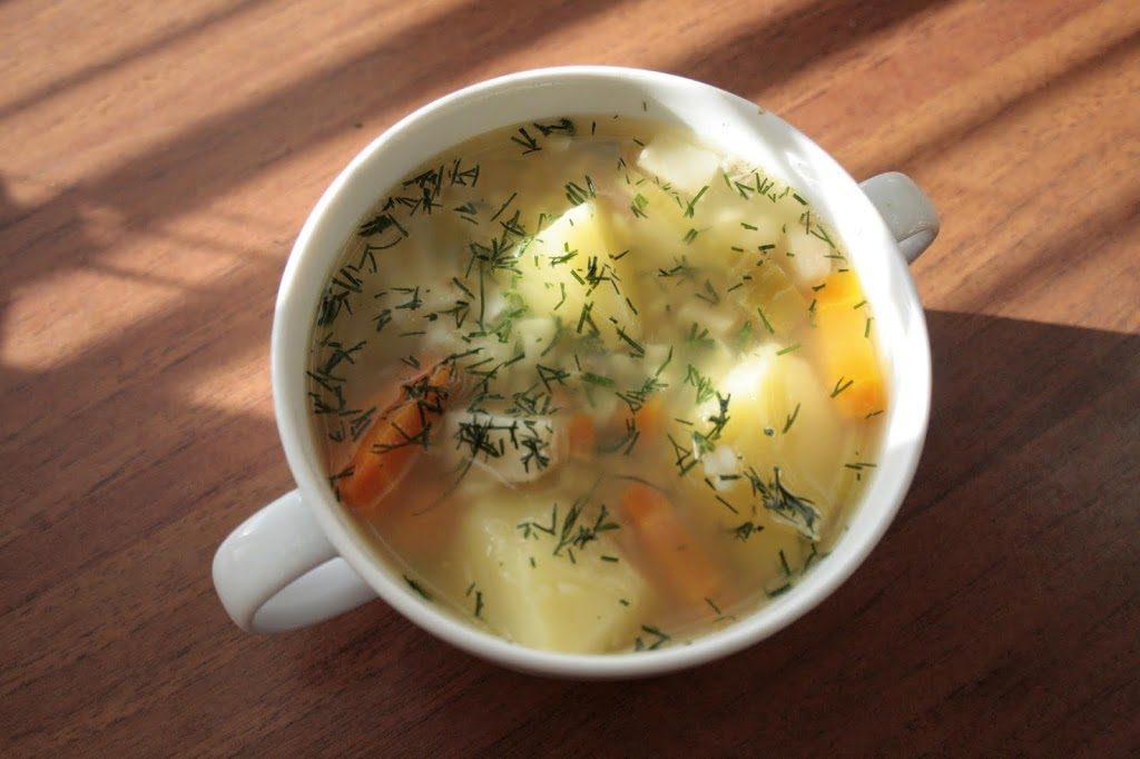 Low FODMAP gluten free 'Krupnik' – Polish soup