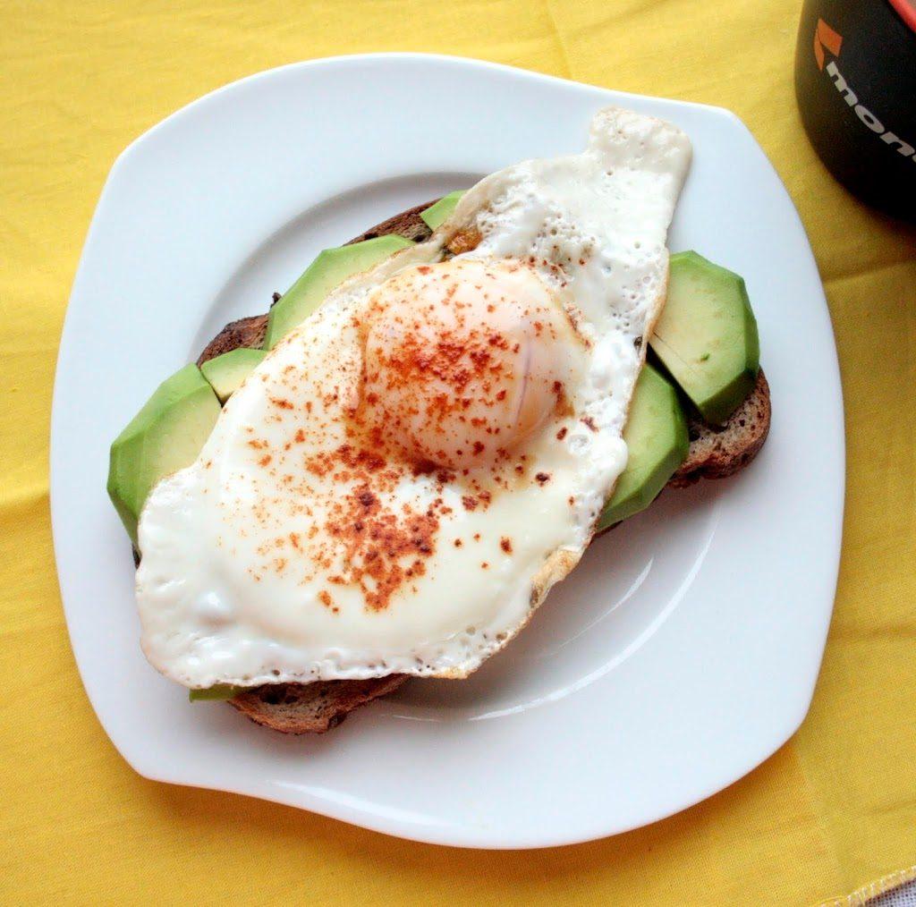 My favourite Low FODMAP breakfast