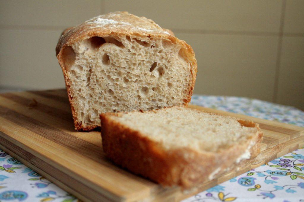 Low FODMAP spelt sourdough bread