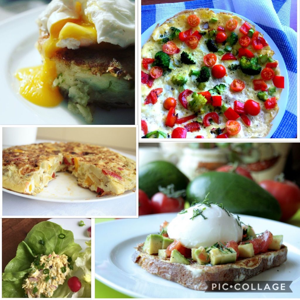 EGG RECIPES Low FODMAP