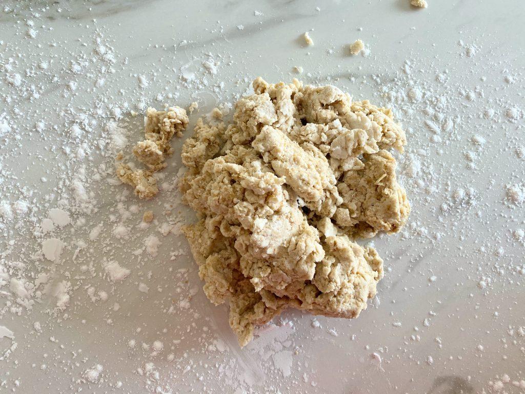 dumpling dough, gluten free